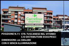 N.11 380x280 Str. Tuscanese ing. Viterbo